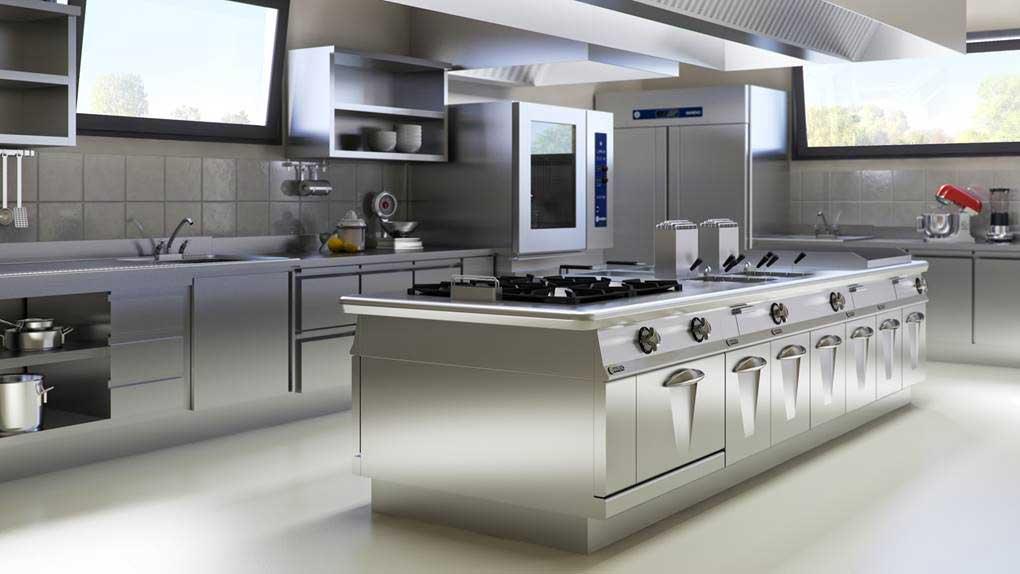 Horeca arredi e attrezzature per grandi cucine e alberghi for Arredi e arredi